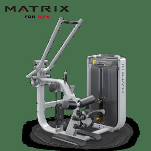 MATRIX G7 ラットプルダウン画像
